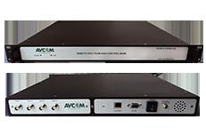 Rack Mounted Spectrum Analyzer